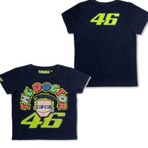 VALENTINO ROSSI KIDS THE DOCTOR CARTOON TSHIRT 2016