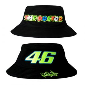 VALENTINO ROSSI 46 THE DOCTOR BUCKET HAT 2015