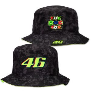 VALENTINO ROSSI 46 THE DOCTOR BUCKET HAT 2016