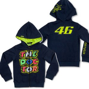 V. ROSSI THE DOCTOR KIDS HOODIE 2016