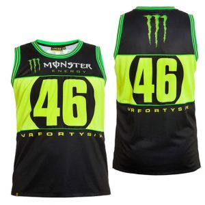 V. ROSSI MENS MONSTER SINGLET 2016