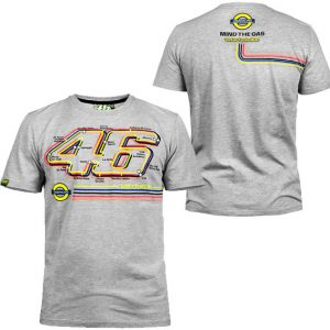 V. ROSSI MENS 46 UNDER RACING TSHIRT 2016