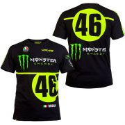 V. ROSSI MENS MONZA RALLY REPLICA TSHIRT 2016