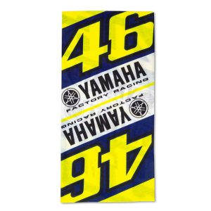 VALENTINO ROSSI 46 YAMAHA RACING TEAM NECK WARMER 2016