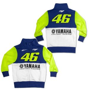 VALENTINO ROSSI JUNIOR KIDS YAMAHA FLEECE 2016