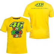 V. ROSSI MENS 46 THE DOCTOR TSHIRT 2016