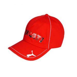 DUCATI LOGO CAP 2012