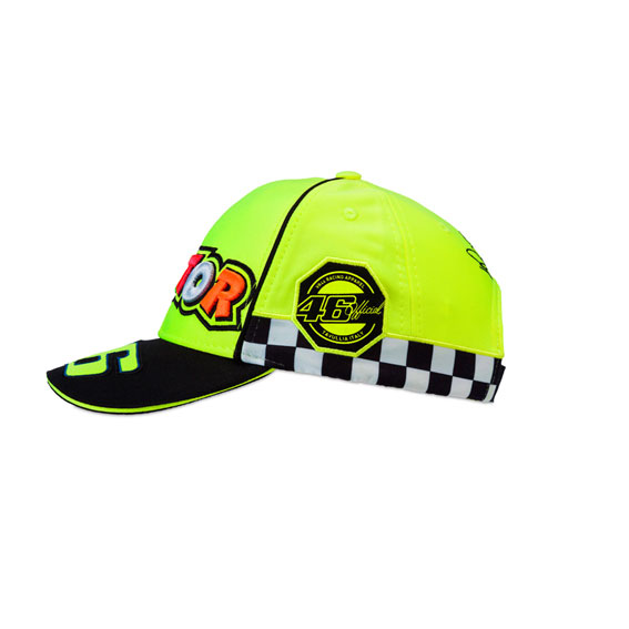 VALENTINO ROSSI KIDS THEDOCTOR CAP 2017 SV2.  VALENTINO ROSSI KIDS THEDOCTOR CAP 2017 SV1.  VALENTINO ROSSI KIDS THEDOCTOR CAP 2017 BV 14b0041acccc