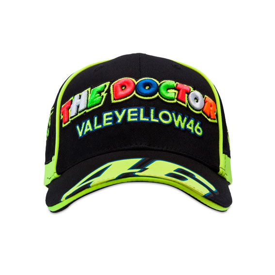 VALENTINO_ROSSI_MENS_THEDOCTOR_VALEYELLOW_CAP_2017