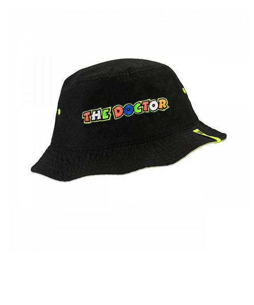 VRMFH305904 VALENTINO ROSSI ADULTS THE DOCTOR BUCKET HAT BV.  VRMFH305904 VALENTINO ROSSI ADULTS THE DOCTOR BUCKET HAT SV 5844441aed0