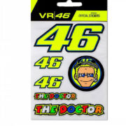 VRUST312703_VALENTINO_ROSSI_SMALL_STICKER_SET