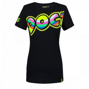 VRWTS307304_VALENTINO_ROSSI_LADIES_THE_DOCTOR_TSHIRT_BLACK