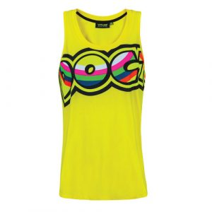 VRWTT307401_VALENTINO_ROSSI_WOMENS_THE_DOCTOR_TANK_TOP_YELLOW