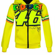 VRKFL308001_VALENTINO_ROSSI_KIDS_THE_DOCTOR_HOODIE_YELLOW