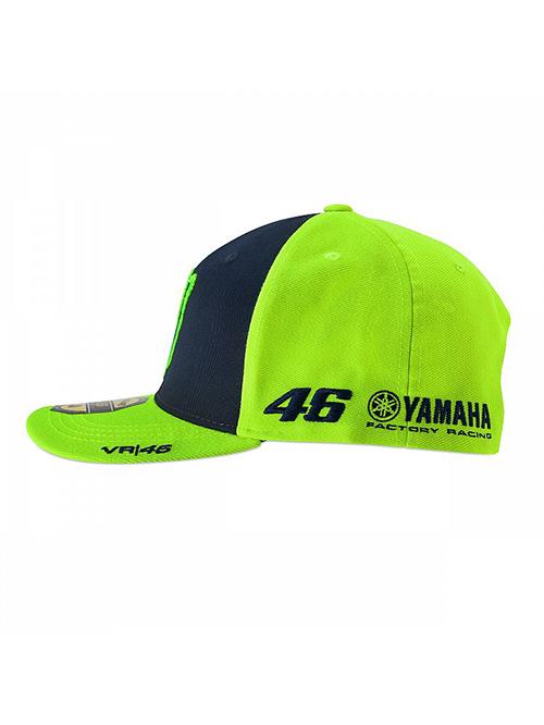 MOMCA344628_VR46 CLASIC SPONSOR MID VISOR CAP_SV