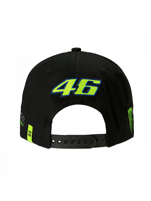 MOMCA358504_MONSTER VR46 MONSTER 46 REPLICA CAP MENS_BV