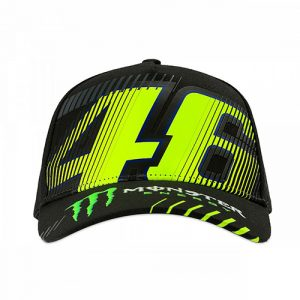 MOMCA358704_MONSTER VR46 MONZA 46 MONSTER CAP MENS_FV