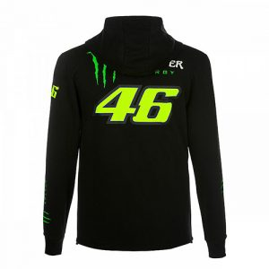 MOMFL358404001_MONSTER VR46 MONSTER 46 REPLICA FLEECE MENS_BV