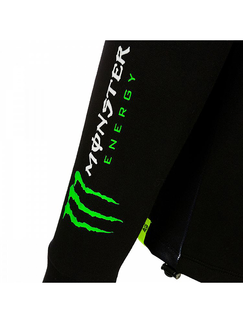 MOMFL358404001_MONSTER VR46 MONSTER 46 REPLICA FLEECE MENS_SLEEVE