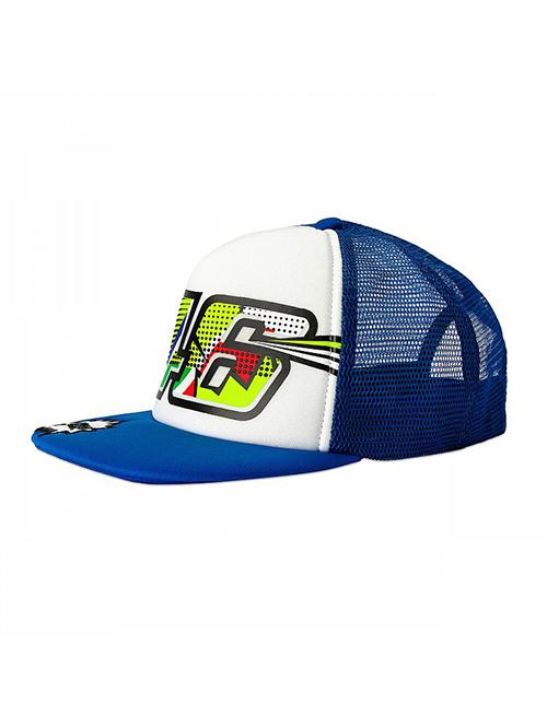 VRKCA353703_VR46 CLASSIC-POP ART 19 CAP KID MULTI