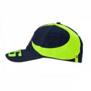 VRMCA350702_VR46 CLASSIC-SOLE E LUNA 19 CAP MAN BLUE_LHS