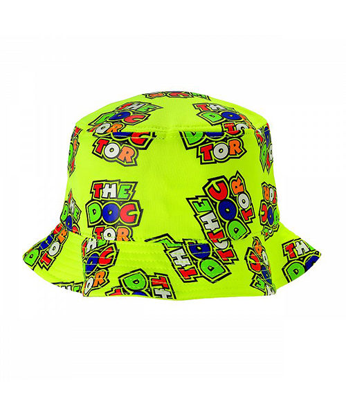 VRMFH351703001_VR46 CLASSIC-ALL OVER 19 BUCKET HAT MAN MULTI