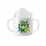 VRUCP354406_VR46 CLASSIC-POP ART 19 CUP BABY WHITE