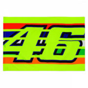 VRUFG355403_VR46 CLASSIC-STRIPES 19 FLAG UNISEX MULTI