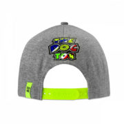 VRWCA352105_VR46 CLASSIC-POP ART 19 CAP WOMAN MEL_BV