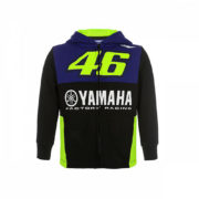 YDKFL362909001_YAMAHA VR46 KIDS FLEECE