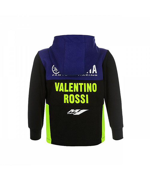 YDKFL362909001_YAMAHA VR46 KIDS FLEECE_BV