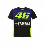 YDKTS362809001_YAMAHA VR46 KIDS T-SHIRT