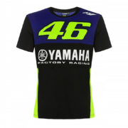 YDMTS362009001_YAMAHA VR46 T-SHIRT MENS