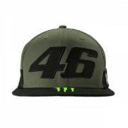 CAMCA360008_VR46 MONSTER CAMP ADJUSTABLE CAP_FV