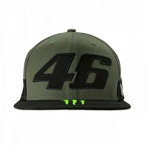 CAMCA360008_VR46 MONSTER CAMP ADJUSTABLE CAP_FV