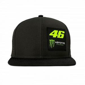 MOMCA359111_MONSTER VR46 MONSTER ADJUSTABLE CAP MENS_FV