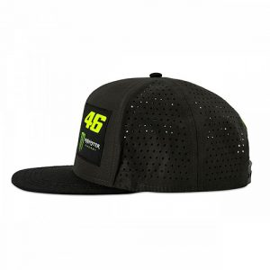 MOMCA359111_MONSTER VR46 MONSTER ADJUSTABLE CAP MENS_SV
