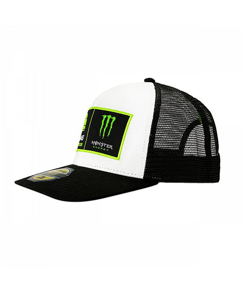 MRMCA359506_MONSTER VR46 RIDERS ACADEMY MONSTER MID VISOR