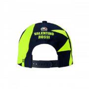 VRKCA352802_VR46 CLASSIC-SOLE E LUNA 19 CAP KID BLUE_BV