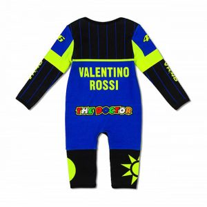 VRKOA363409001_VR46 CLASSIC-REPLICA 19 OVERALL BABY ROYAL BLUE_BV