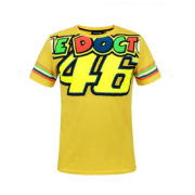 VRMTS305201_VALENTINO_ROSSI_MENS_THE_DOCTOR_46_TSHIRT_YELLOW